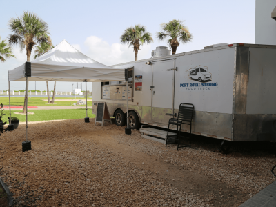 Port Royal Strong Food Truck