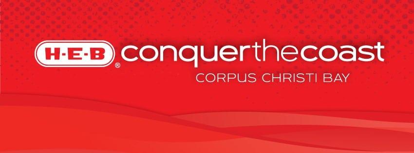 Conquer the Coast 2019 Logo Image